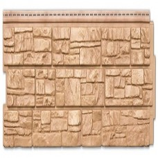 """Панель фасадная GL """"Я-фасад"""" Крымский сланец янтарный (0,306 х 1,49 м, 15 шт)"""