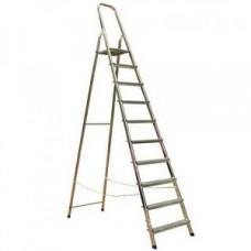 Лестница стремянка 10 cт алюминиевая