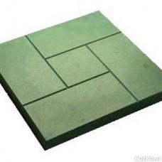 Плитка тротуарная (зеленая)