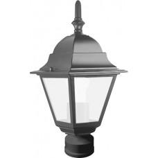 Светильник FERON 4103 60W квадрат черный (20)