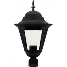 Светильник FERON 4203 100W квадрат черный (12)