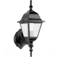 Светильник FERON 4102 60W квадрат черный 155*195*360мм (20)
