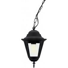 Светильник FERON 4205 100W квадрат черный 185*185*370мм (12)