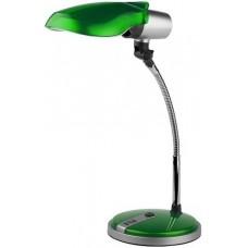 Настольный светильник ЭРА NE-301-E27-15W-GR зеленый