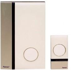 Звонок FERON W-628 (DB465) белый (6/24)