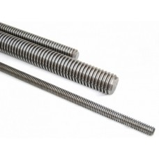 Шпилька резьбовая  6х1000 нерж. штрихкод (1)