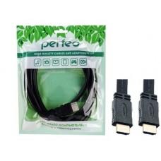 PERFEO Кабель HDMI A вилка - HDMI A вилка, ver.1.4, длина 2 м. (H1003)