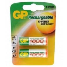 Аккумулятор GP R-6 1800 A НС-2DECRC2 1/2шт