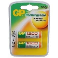 Аккумулятор GP R-6 1300 A НС-2DECRC2 1/2шт