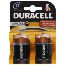 Duracell LR20-2BL 1/2шт