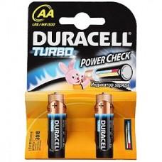 Duracell LR6-2BL TURBO 1/2шт