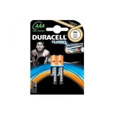 Duracell LR03-2BL TURBO 1/2шт