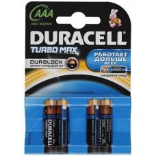 Duracell LR03-4BL TURBO NEW 1/4