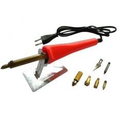 Набор для выжигания. 7 насадок USP 60601