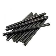 Стержни клеевые черные д.11 мм х 100 мм, 6 шт.