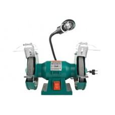 BG6015L Точильный станок Sturm, круг 150х16х12,7 мм, 280 Вт, 2950 об/мин, подсветка