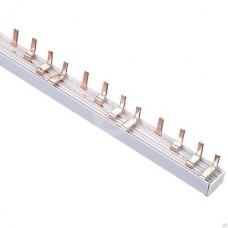 IEK Шина соединительная типа PIN (штырь) 3Р 63А (1м)