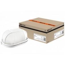 Светильник НПБ04-60-002 белый/овал с реш. 60Вт УЗ IP54 TDM