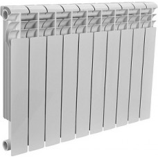 Радиатор бимет. STI BIMETAL 500/80 10сек.
