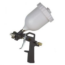 Краскораспылитель Fubag BASIC G600/1.5 HP 141л/мин_3.5бар_верхний бачок 0.6л_1.5мм