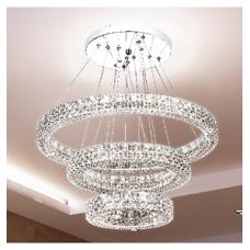 Управляемый LED светильник AKRILIKA 80W 3R-600-CLEAR-220V-IP20