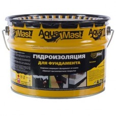 Мастика битумная AguaMast 10 кг