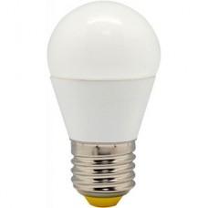 Лампа LED Ergolux  9w G35-9W-E27-4K Шар