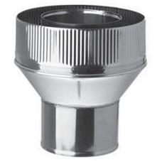Адаптер ПП Ф130х120 (430/0,5 мм) 200мм