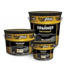 Праймер битумный AguaMast 18л- 16кг
