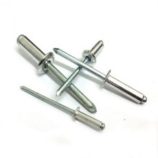 Заклепка 3,2х12 алюминевая (50 шт)