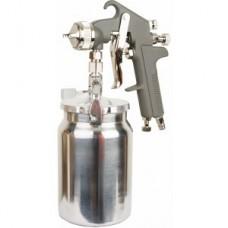 Краскораспылитель Fubag BASIC S1000/1.8 HP 160л/мин/3.5бар/нижний бачок 1л/1.8мм