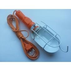 Светильник переносной ЛСУ-1 10 м с решеткой